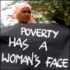 Poverty Woman